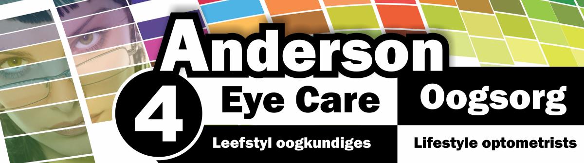anderson 4 eyecare logo